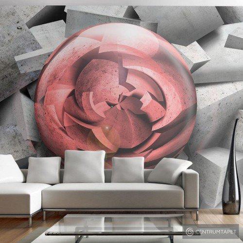 Fototapeta Kamienna róża f-A-0273-a-b