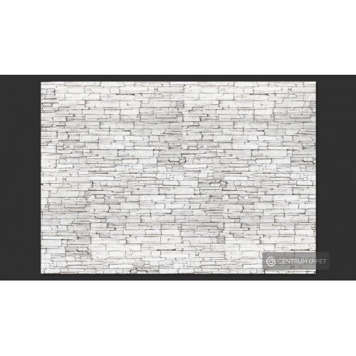Fototapeta Białe cegły...