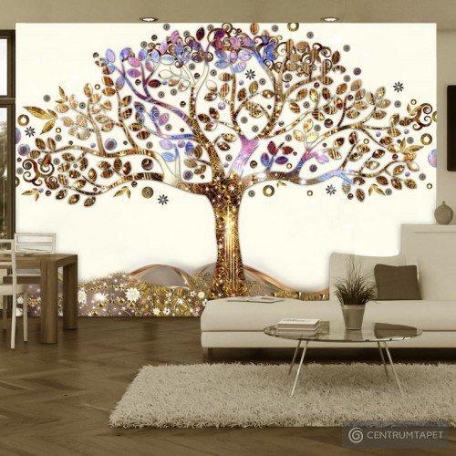 Fototapeta Złote drzewo l-A-0002-a-b