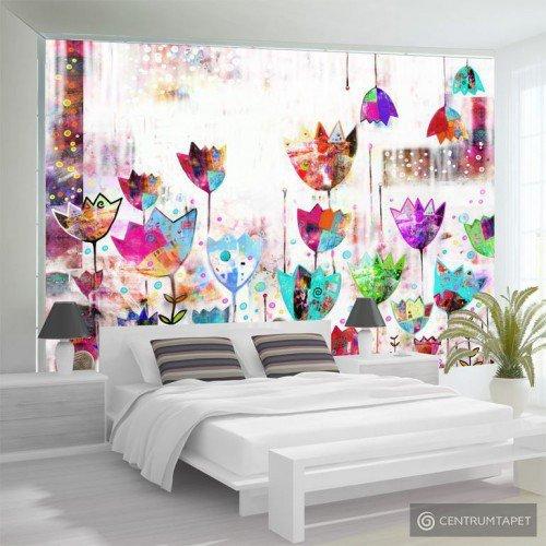 Fototapeta Kolorowe tulipany 10110901-10