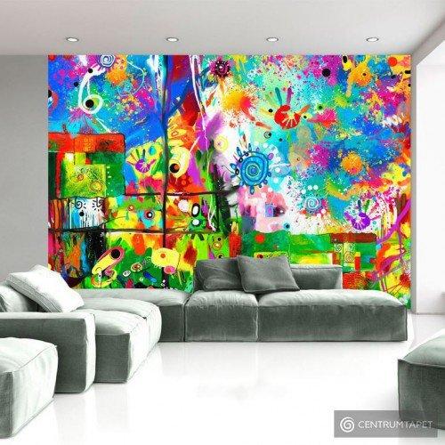 Fototapeta Kolorowe fantazje 10110901-2