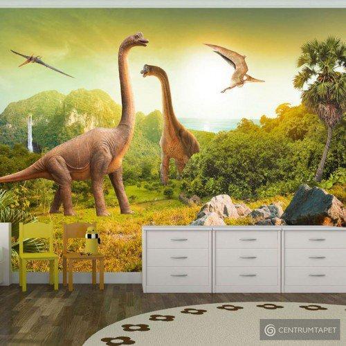 Fototapeta Dinozaury 10110902-10