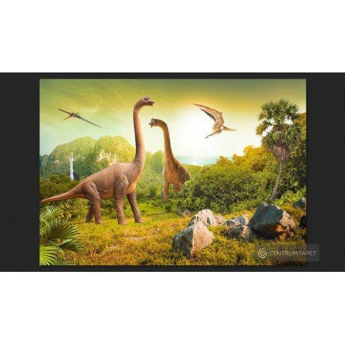 Fototapeta Dinozaury...