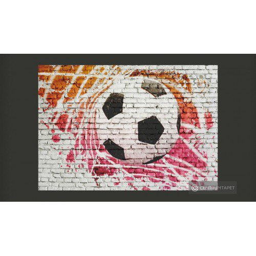 Fototapeta Street football...