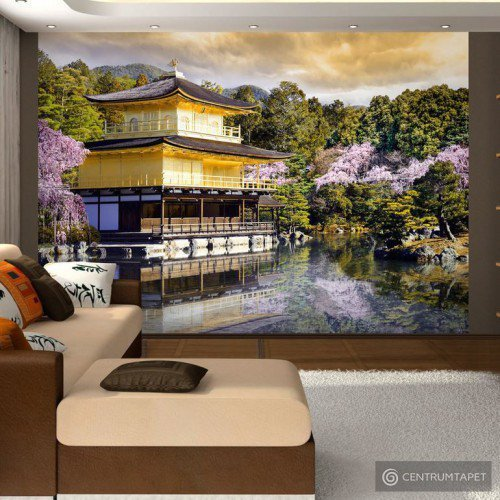 Fototapeta Japoński krajobraz 10110903-49