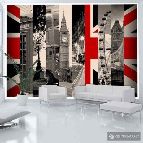 Fototapeta Symbole Londynu 10110904-20