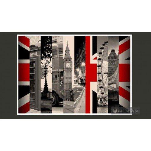 Fototapeta Symbole Londynu...