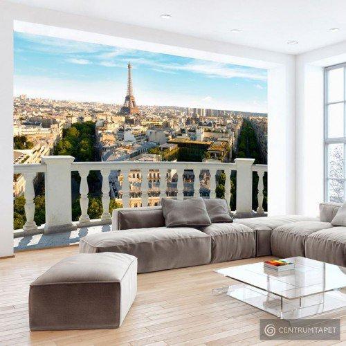 Fototapeta Paryż w południe 10110904-41