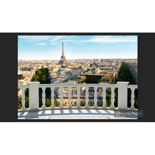 Fototapeta Paryż w południe...