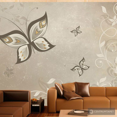 Fototapeta Skrzydła motyla 10110905-28
