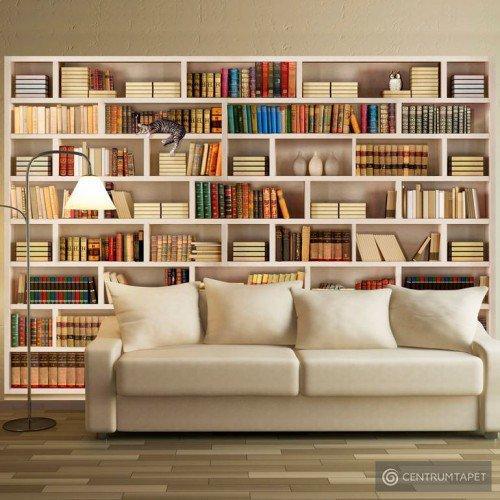 Fototapeta Domowa biblioteczka 10110905-29