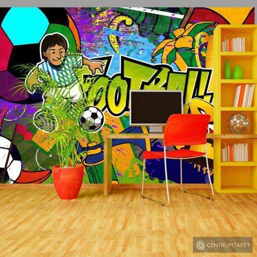 Fototapeta Football Cup 10110905-38