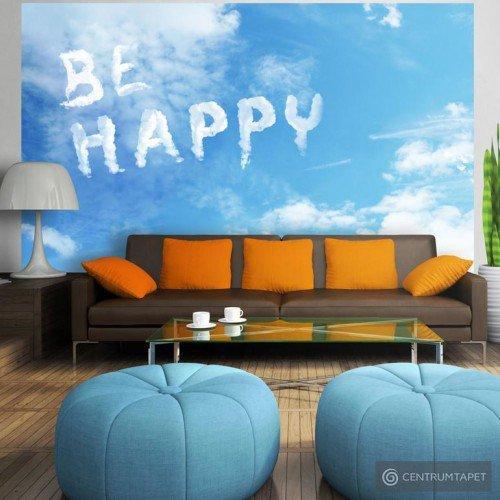 Fototapeta Be happy 10110905-54