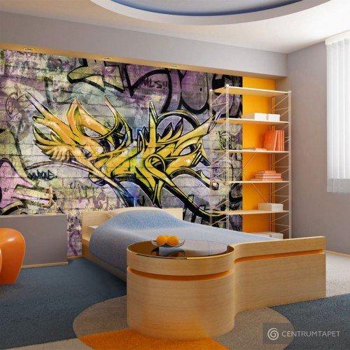 Fototapeta Stunning graffiti 10110905-6
