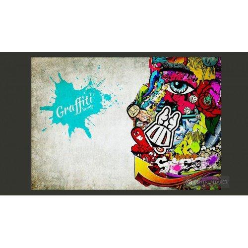 Fototapeta Graffiti beauty...