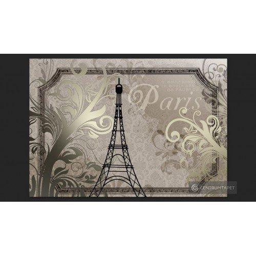 Fototapeta Vintage Paris -...