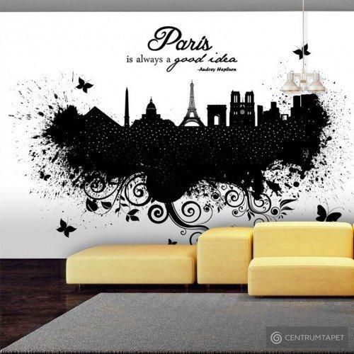 Fototapeta Paris is always a good idea 10110905-79