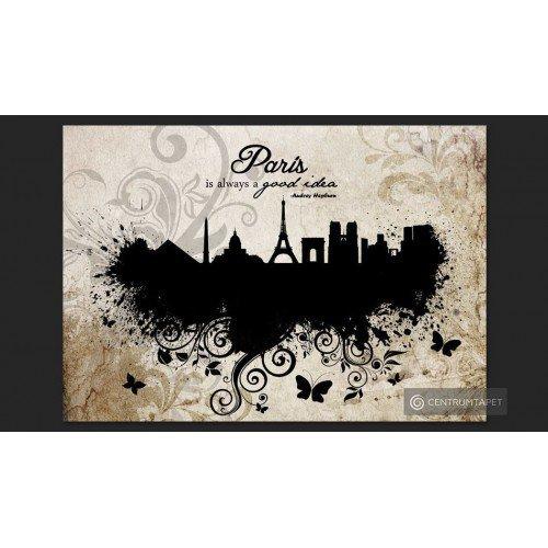 Fototapeta Paris is always...