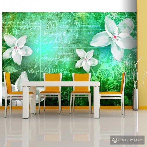 Fototapeta Floral notes III 10110906-82