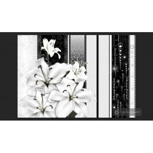 Fototapeta Płaczące lilie w...