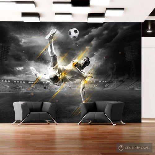Fototapeta Legenda futbolu 10110907-6