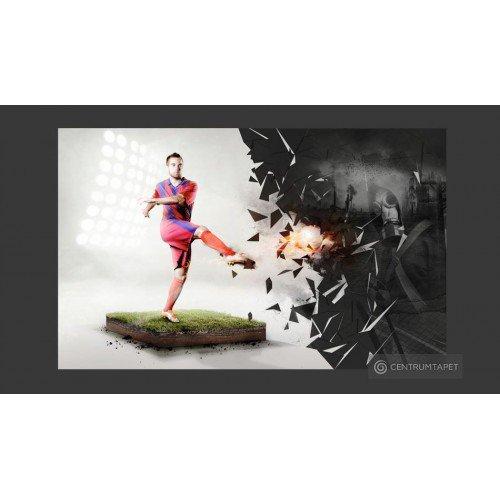 Fototapeta Potęga futbolu...