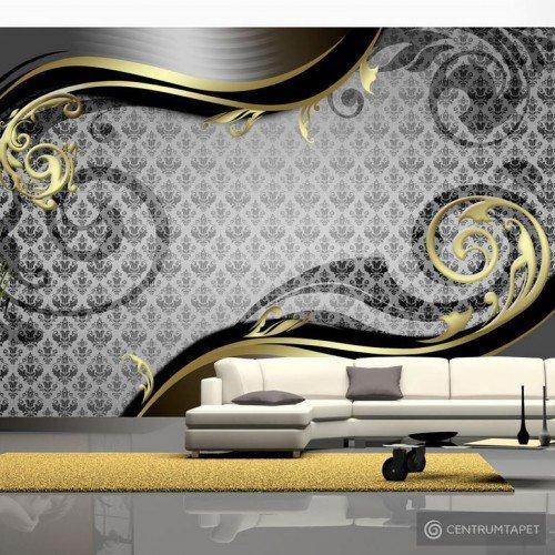 Fototapeta Złoty ślimak a-A-0055-a-a