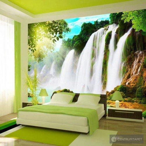 Fototapeta Piękno natury: wodospad c-A-0026-a-a