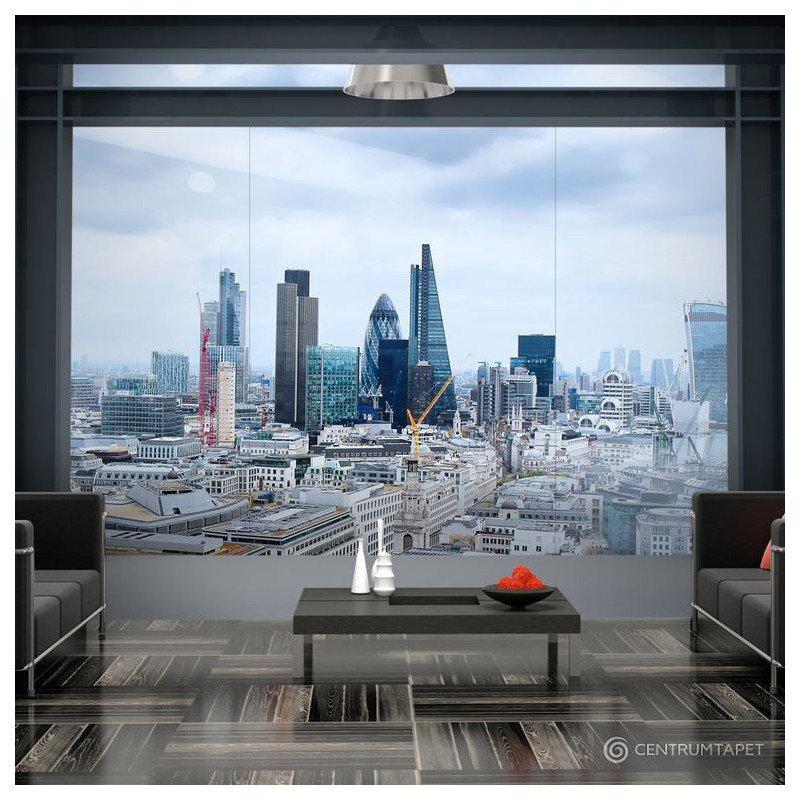 Fototapeta City View - London d-B-0033-a-a
