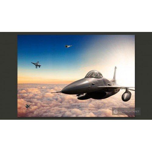 Fototapeta Myśliwce F16...