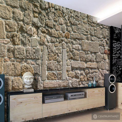 Fototapeta Ściana z kamieni f-A-0329-a-a