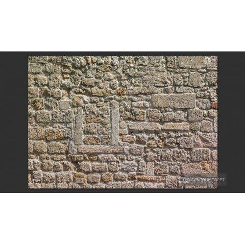 Fototapeta Ściana z kamieni...