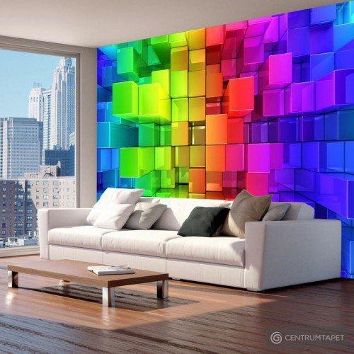 Fototapeta Kolorowa układanka f-A-0364-a-a