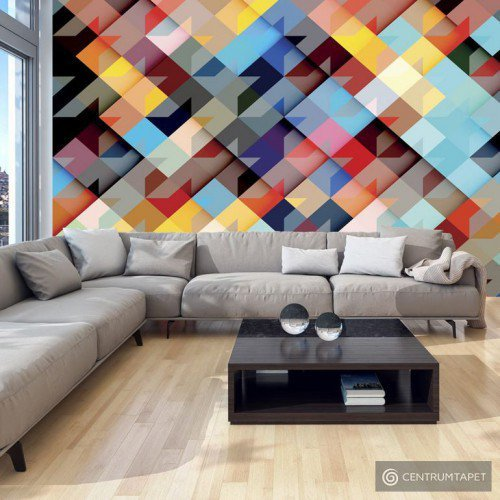 Fototapeta Kolorowy patchwork f-A-0365-a-a