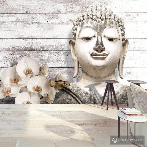 Fototapeta Uśmiechnięty Budda h-A-0036-a-a