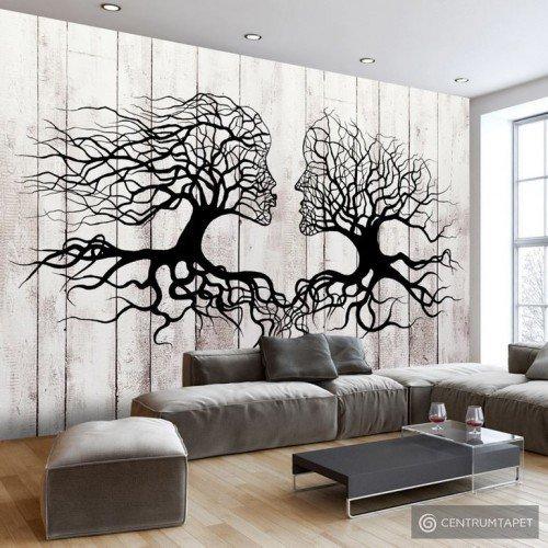 Fototapeta Pocałunek drzew h-A-0047-a-a