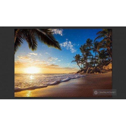 Fototapeta Tropikalna plaża...