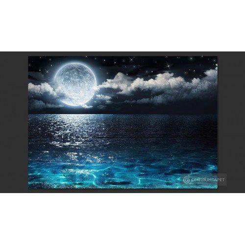 Fototapeta Niebieska laguna...