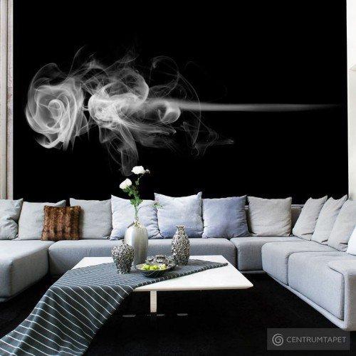 Fototapeta Róża (dym) 100401-52