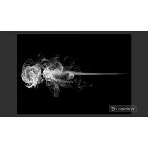 Fototapeta Róża (dym)...