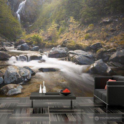 Fototapeta Ohakune - Waterfalls in New Zealand 100403-113