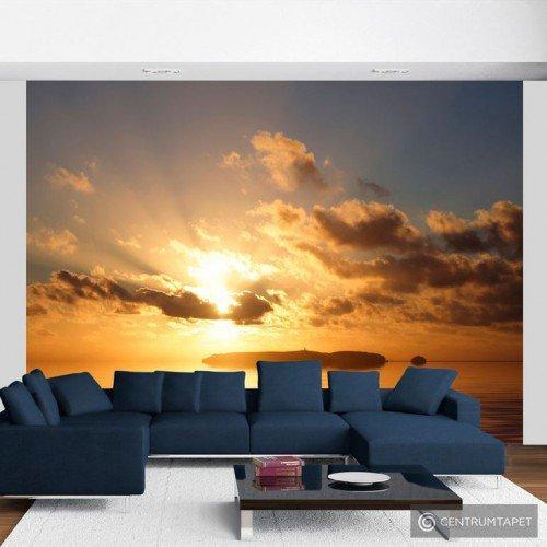 Fototapeta Morze - zachód słońca  100403-123