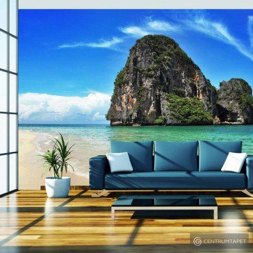 Fototapeta Egzotyczny krajobraz - plaża Railay