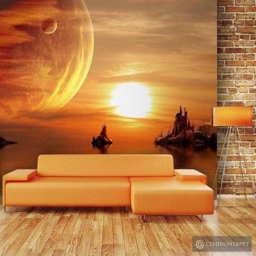 Fototapeta Fantasy sunset 100403-157