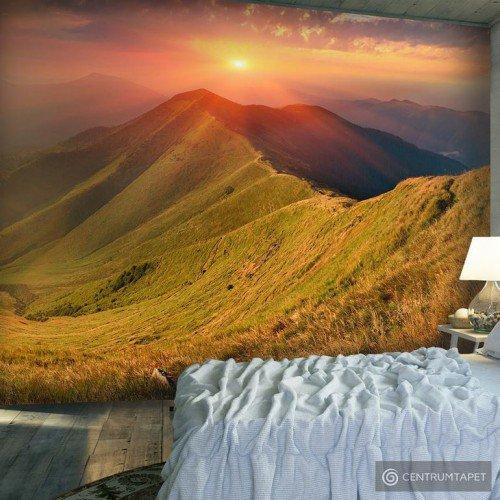 Fototapeta Piękny jesienny krajobraz