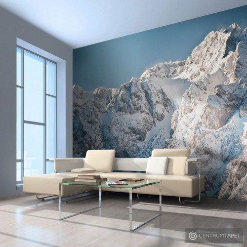 Fototapeta Zima w Alpach 100403-194