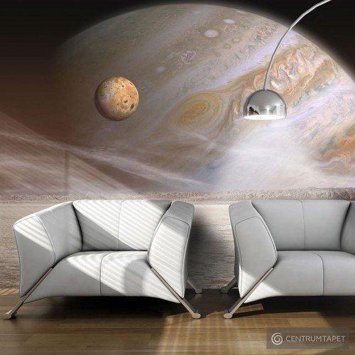 Fototapeta Mała i duża planeta 100403-234