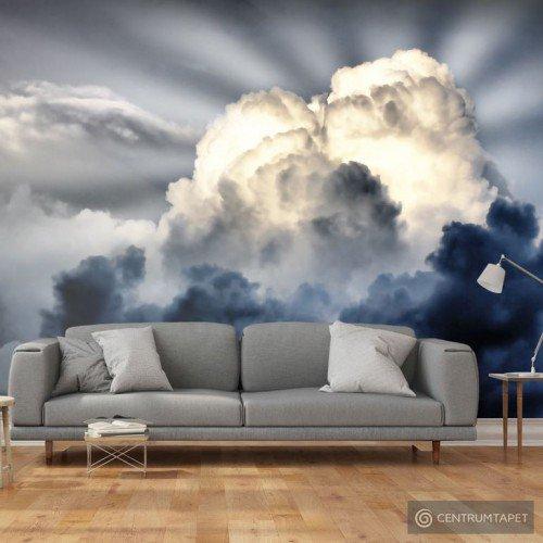 Fototapeta Promienie na niebie 100403-245