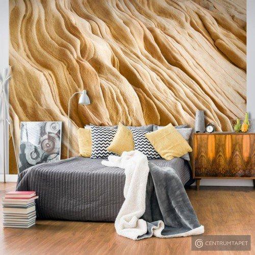 Fototapeta Wavy sandstone forms 100403-84