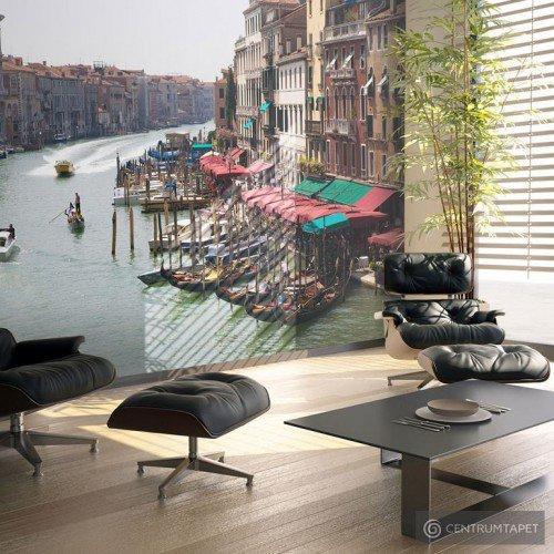 Fototapeta Canal Grande w Wenecji